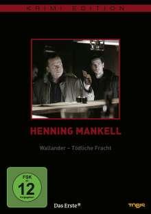 Henning Mankell: Wallander - Tödliche Fracht, DVD