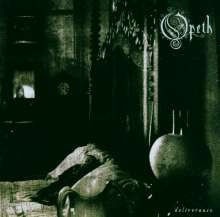Opeth: Deliverance, CD