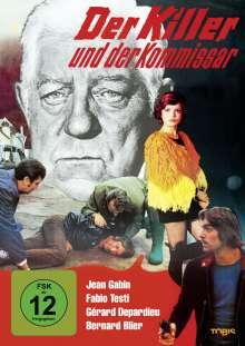 Der Killer und der Kommissar, DVD