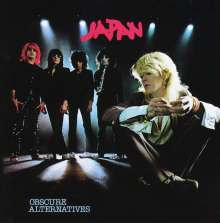 Japan: Obscure Alternatives, CD