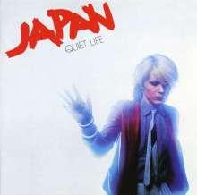 Japan: Quiet Life (Deluxe Edition), CD