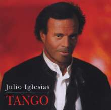 Julio Iglesias: Tango, CD
