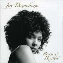 Joy Denalane: Born & Raised, CD