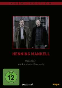 Henning Mankell: Wallander - Am Rande der Finsternis, DVD