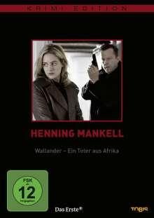 Henning Mankell: Wallander - Ein Toter aus Afrika, DVD