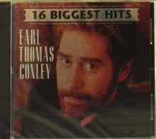 Earl Thomas Conley: 16 Biggest Hits (Rmst) (Slip), CD