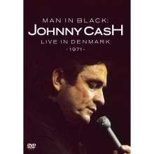 Johnny Cash: Live In Denmark 1971 - Man In Black, DVD