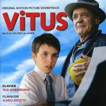 Filmmusik: Vitus, CD