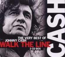 Johnny Cash: Walk The Line: The Very Best Of Johnny Cash, 3 CDs