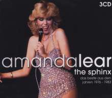 Amanda Lear: The Sphinx: Das Beste 1976 - 1983, 3 CDs