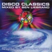 Ben Liebrand: Disco Classics, CD