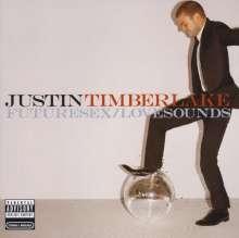 Justin Timberlake: Futuresex / Lovesounds, CD