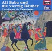 Die Originale 27 - Ali Baba und die vierzig Räuber, CD