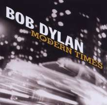 Bob Dylan: Modern Times, CD