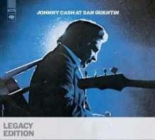 Johnny Cash: At San Quentin (Legacy Edition 2CD + DVD), 2 CDs und 1 DVD