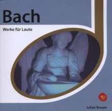 Johann Sebastian Bach (1685-1750): Lautenwerke BWV 996 & 997, CD