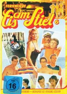 Eis am Stiel 6: Ferienliebe, DVD