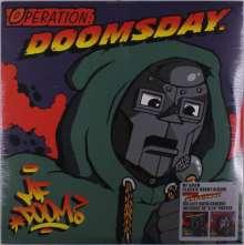 MF Doom: Operation: Doomsday, 2 LPs