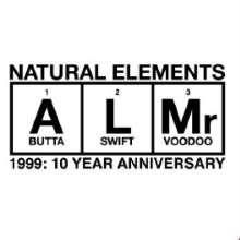 Natural Elements: 1999: 10 Year Anniversary, CD