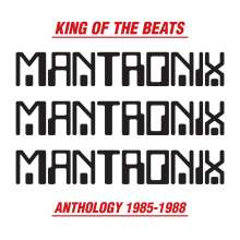 Mantronix: King Of The Beats, 2 LPs