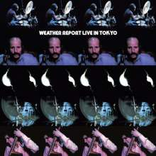 Weather Report: Live In Toyko (180g), 2 LPs