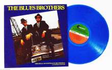 The Blues Brothers Band: Filmmusik: The Blues Brothers (O.S.T.) (Blue Vinyl), LP