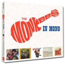 The Monkees: The Monkees In Mono (180g) (Limited Edition), 5 LPs