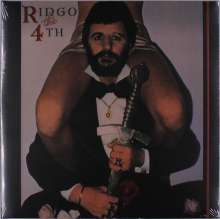 Ringo Starr: Ringo The 4th (180g) (Red Vinyl), LP
