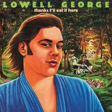 Lowell George: Thanks I'll Eat It Here (Deluxe Edition), CD