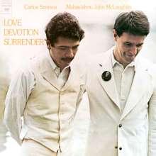 Carlos Santana & John McLaughlin: Love Devotion Surrender (180g), LP