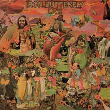 Iron Butterfly: Iron Butterfly Live (180g), LP