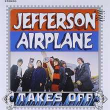 Jefferson Airplane: Takes Off (180g) (blaues Vinyl), LP