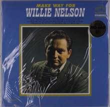 Willie Nelson: Make Way For Willie Nelson (HQ Vinyl) (180g), LP