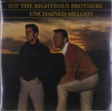 The Righteous Brothers: The Very Best Of The Righteous Brothers - Unchained Melody (180g), LP