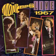 The Monkees: Live 1967 - 50th Anniversary Edition (180g), LP