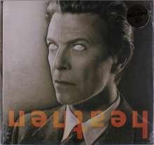 David Bowie: Heathen (180g) (Limited-Edition) (Translucent Gold Vinyl), LP