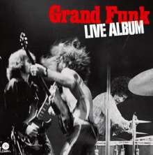 Grand Funk Railroad (Grand Funk): Live Album, 2 LPs