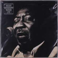 "Muddy Waters: Muddy ""Mississippi"" Waters Live (180g), LP"