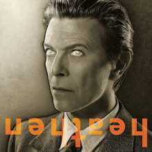 David Bowie: Heathen (180g) (Limited Edition) (Blue Vinyl), LP