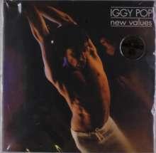 Iggy Pop: New Values (180g), LP