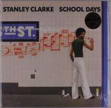 Stanley Clarke (geb. 1951): School Days (180g), LP