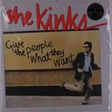The Kinks: Give The People What They Want (180g) (Colored Vinyl), LP