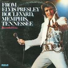 Elvis Presley (1935-1977): From Elvis Presley Boulevard Memphis Tennesee (180g), LP