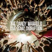 The Dandy Warhols: Live Sonic Disruption, 2 LPs