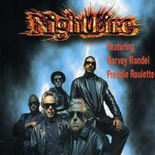 Freddie Roulette Nightfire Featuring Harvey Mandel: Nightfire, CD