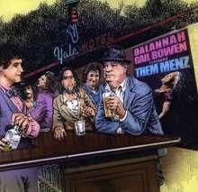 Dalannah Gail Bowen: Them Menz, CD