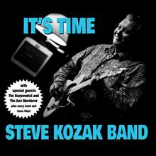 Steve Kozak: It's Time, CD