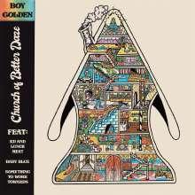Boy Golden: Church Of Better Daze, CD