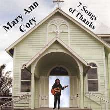 Mary Ann Coty: 7 Songs Of Thanks, CD