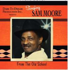 Singing Sam Moore: From The Old School, CD